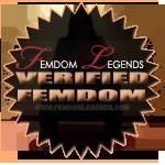 verified femdom