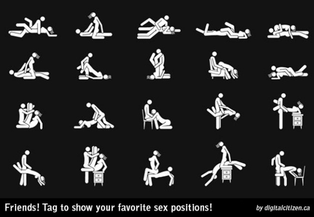 kinky-positions