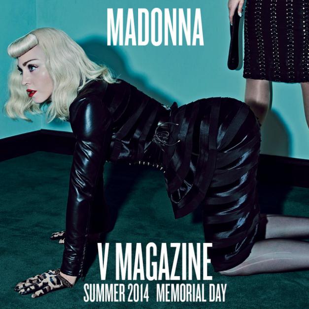 Madonna-V-Magazine