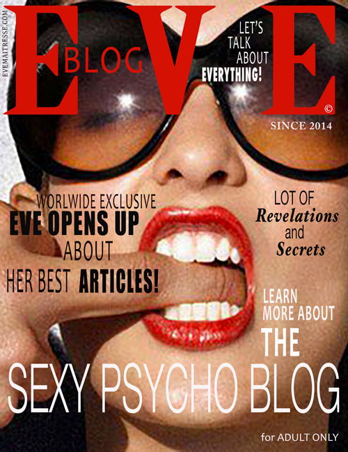 page magazine eve blog